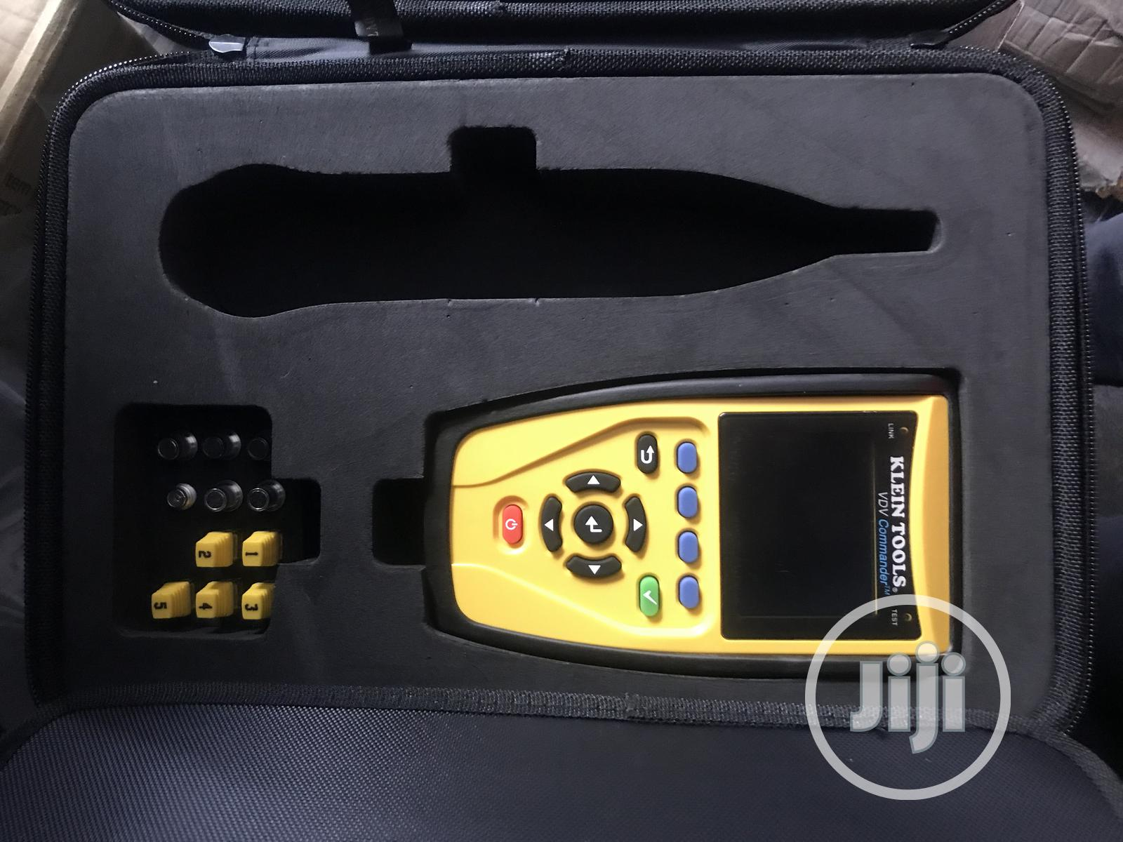 Digital Cable Fault Finder ( Klein Tools) | Measuring & Layout Tools for sale in Ojo, Lagos State, Nigeria