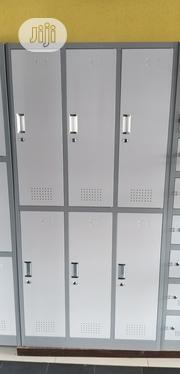 Metal Workers Lockers By 6 Lockers | Furniture for sale in Lagos State, Ikeja