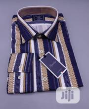 Bold Stripes Designer's Turkey Shirts by Signature | Clothing for sale in Lagos State, Lagos Island