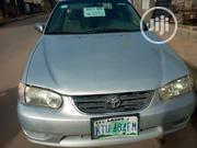 Toyota Corolla 2000 1.9 D Sedan Silver | Cars for sale in Lagos State, Alimosho