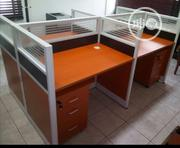 Brand New Quality Office Workstation Table 4-Seater | Furniture for sale in Lagos State, Lekki Phase 2