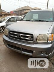 Toyota Sequoia 2002 Gray | Cars for sale in Lagos State, Kosofe