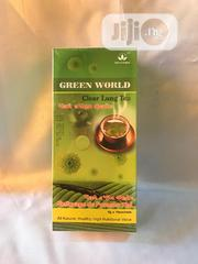 Greenworld Clear Lung Tea   Vitamins & Supplements for sale in Lagos State, Ikeja