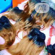 Blackgold Human Hair+Frontal | Hair Beauty for sale in Lagos State, Gbagada