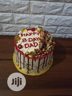 Vanilla Cake   Meals & Drinks for sale in Lagos State, Ikeja