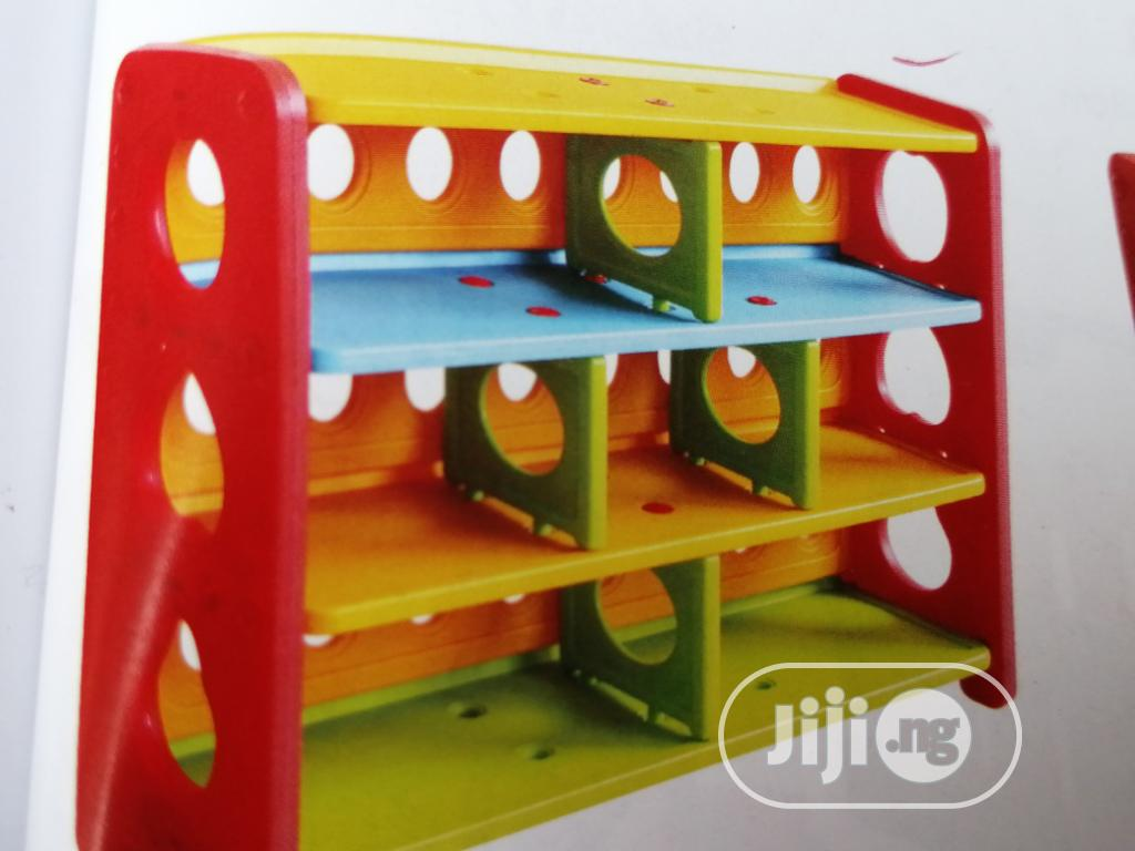 Bethelmendels Kiddies Toy Shelves Available For Sale In Ikeja