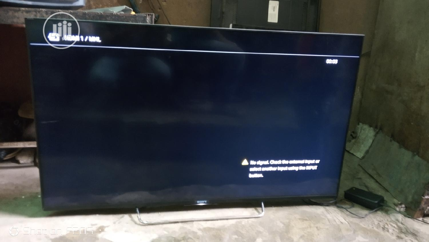 Archive: Sony LED Smart, 55 Inch Television