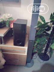 Two Speakers With Hoofer | Audio & Music Equipment for sale in Ekiti State, Ado Ekiti