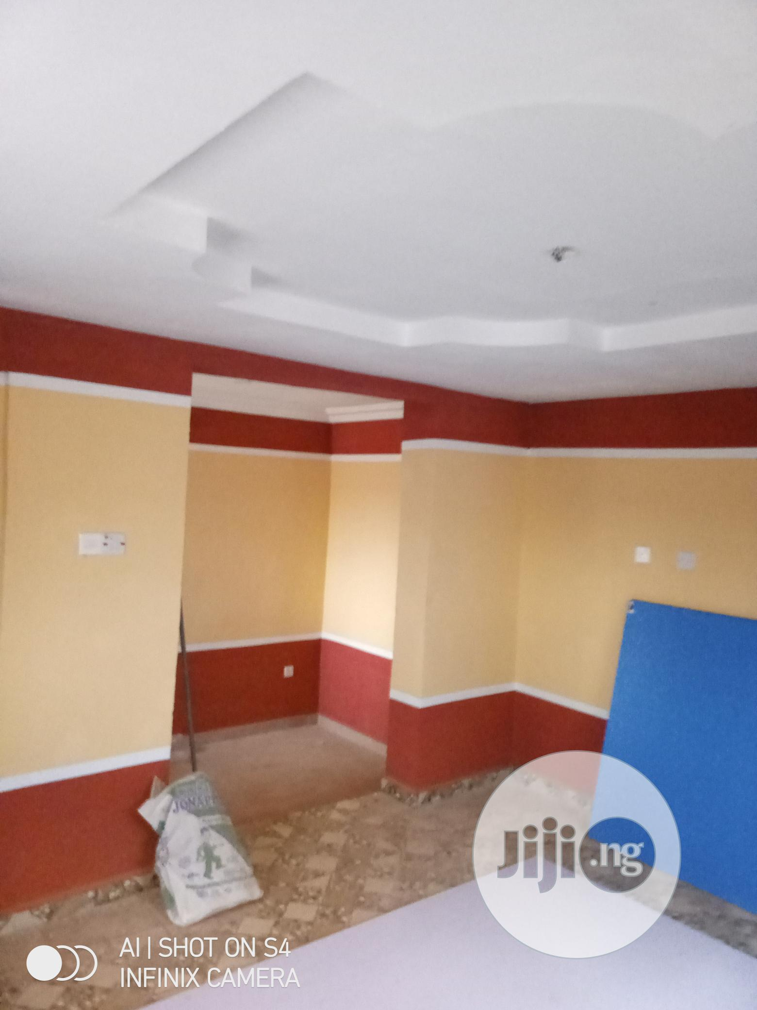 Newly Built 2bedroom Flat at Independence Layout