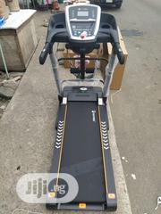 Brand New 4in1 2.5hp Tech Fitness Motorized Treadmil | Sports Equipment for sale in Lagos State, Surulere