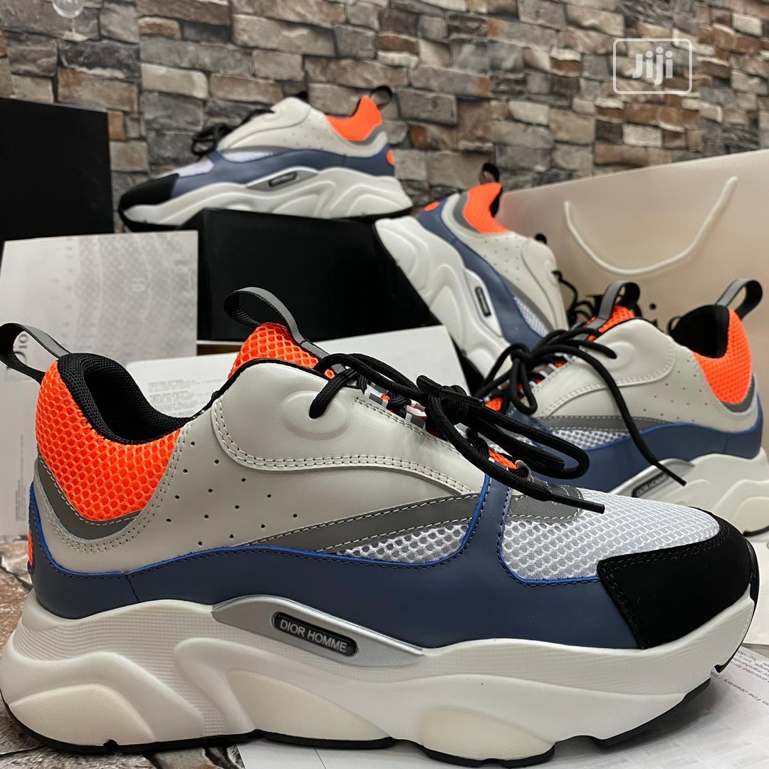 Dior Sneakers for Man | Shoes for sale in Lagos Island, Lagos State, Nigeria
