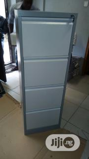 Brand New Imported 4drawers Metal Filing Cabinet With Central Lock. | Furniture for sale in Lagos State, Victoria Island