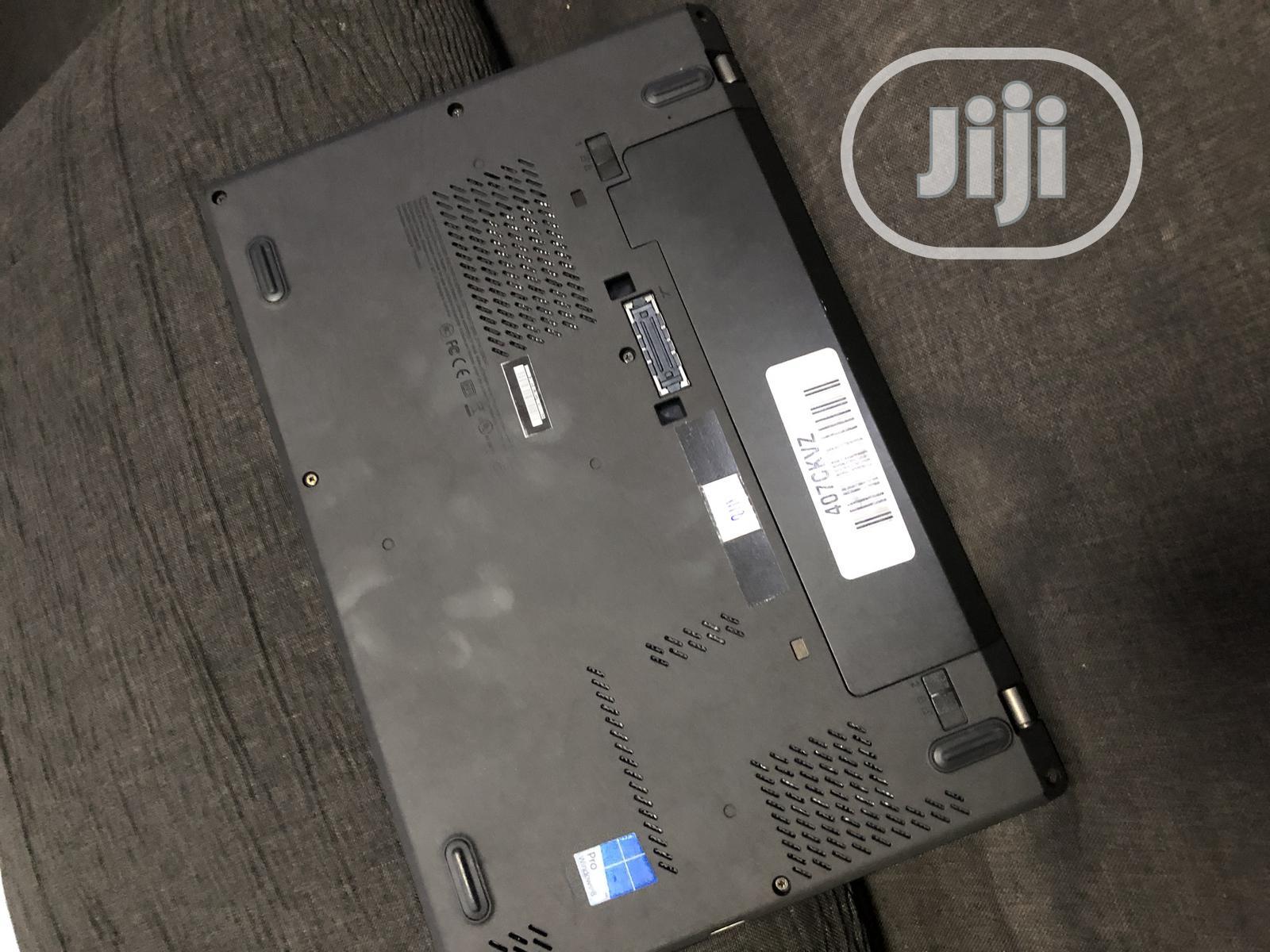 Laptop Lenovo ThinkPad X250 8GB Intel Core i5 SSD 256GB   Laptops & Computers for sale in Ikeja, Lagos State, Nigeria