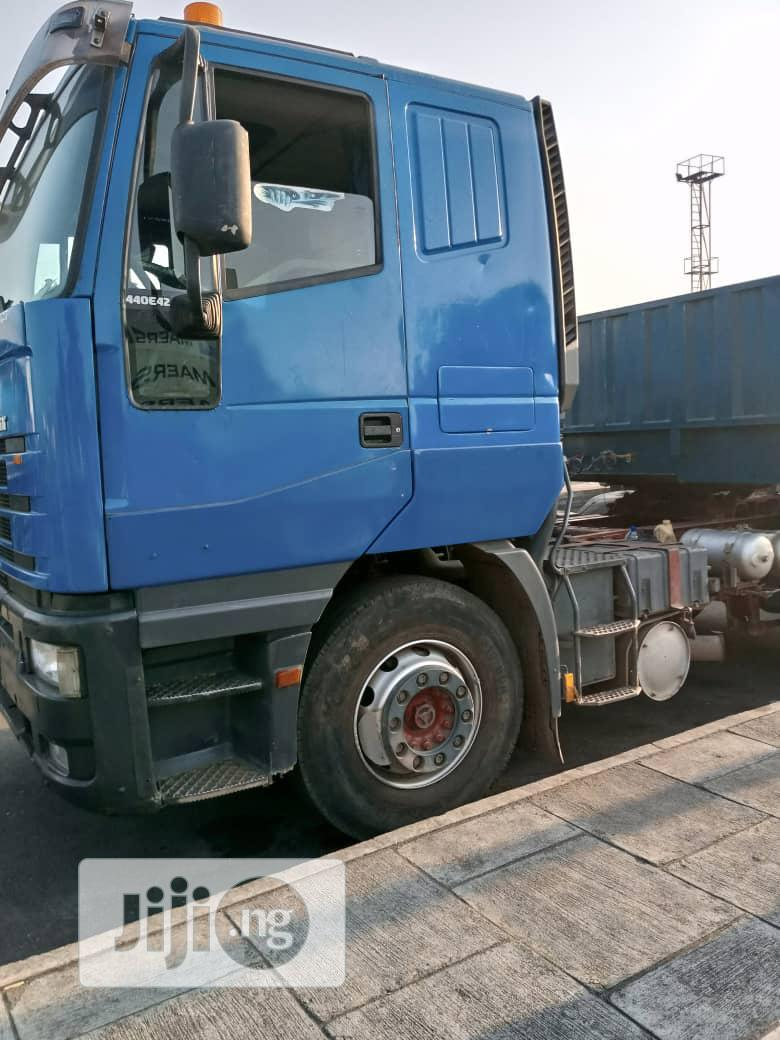 Flat Bed & Lowbed Trucks Available For Hire | Automotive Services for sale in Apapa, Lagos State, Nigeria