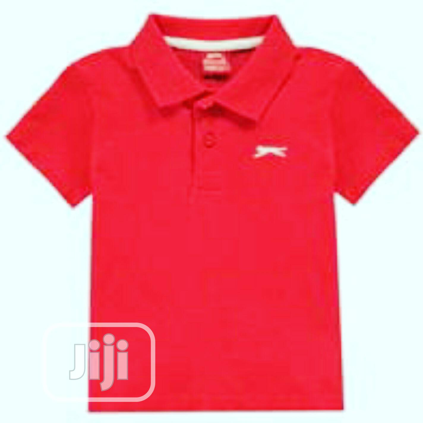 Archive: Slazenger Polo Tee-shirt