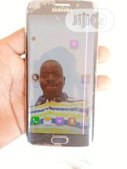 Samsung Galaxy S6 Edge 32 GB Blue | Mobile Phones for sale in Kogi State, Lokoja