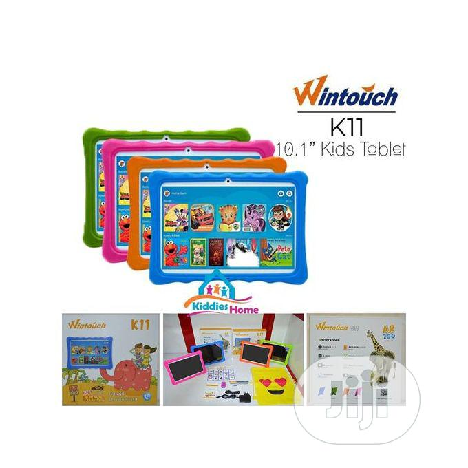 "Wintouch K11 Kid Tablet-dual Sim-10.1"" -1gb Ram-16gb Rom"