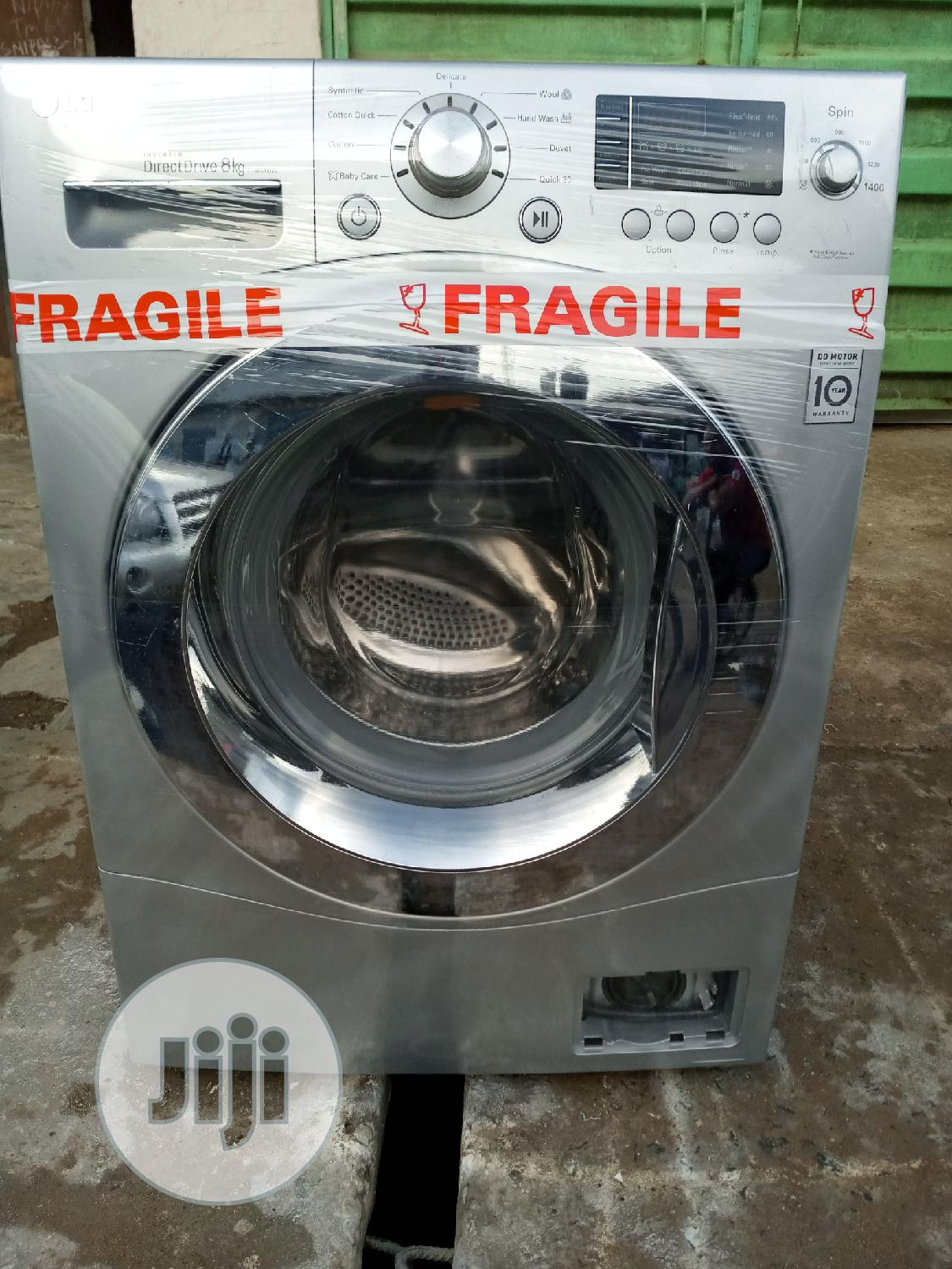 LG Washing Machine | Home Appliances for sale in Surulere, Lagos State, Nigeria