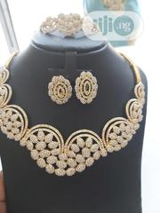 Stunning Zirconia Set | Jewelry for sale in Lagos State, Amuwo-Odofin