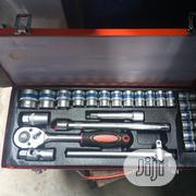 "1/2"" DR Socket Set 24 Pcs 
