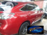 Lexus RX 350 2011 Red | Cars for sale in Lagos State, Amuwo-Odofin