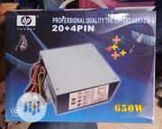 20+4 Pin 650w Desktop Power Pack   Computer Hardware for sale in Lagos State, Ikeja