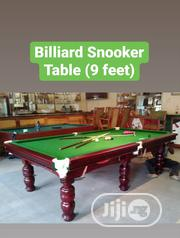 9FT Billiard Snooker Table | Sports Equipment for sale in Lagos State, Surulere