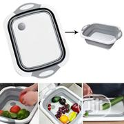 Lovely Foldable Kitchen Bowl | Kitchen & Dining for sale in Lagos State, Ifako-Ijaiye