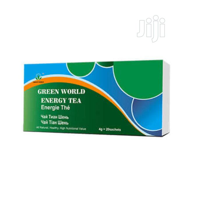 Green World Energy Tea
