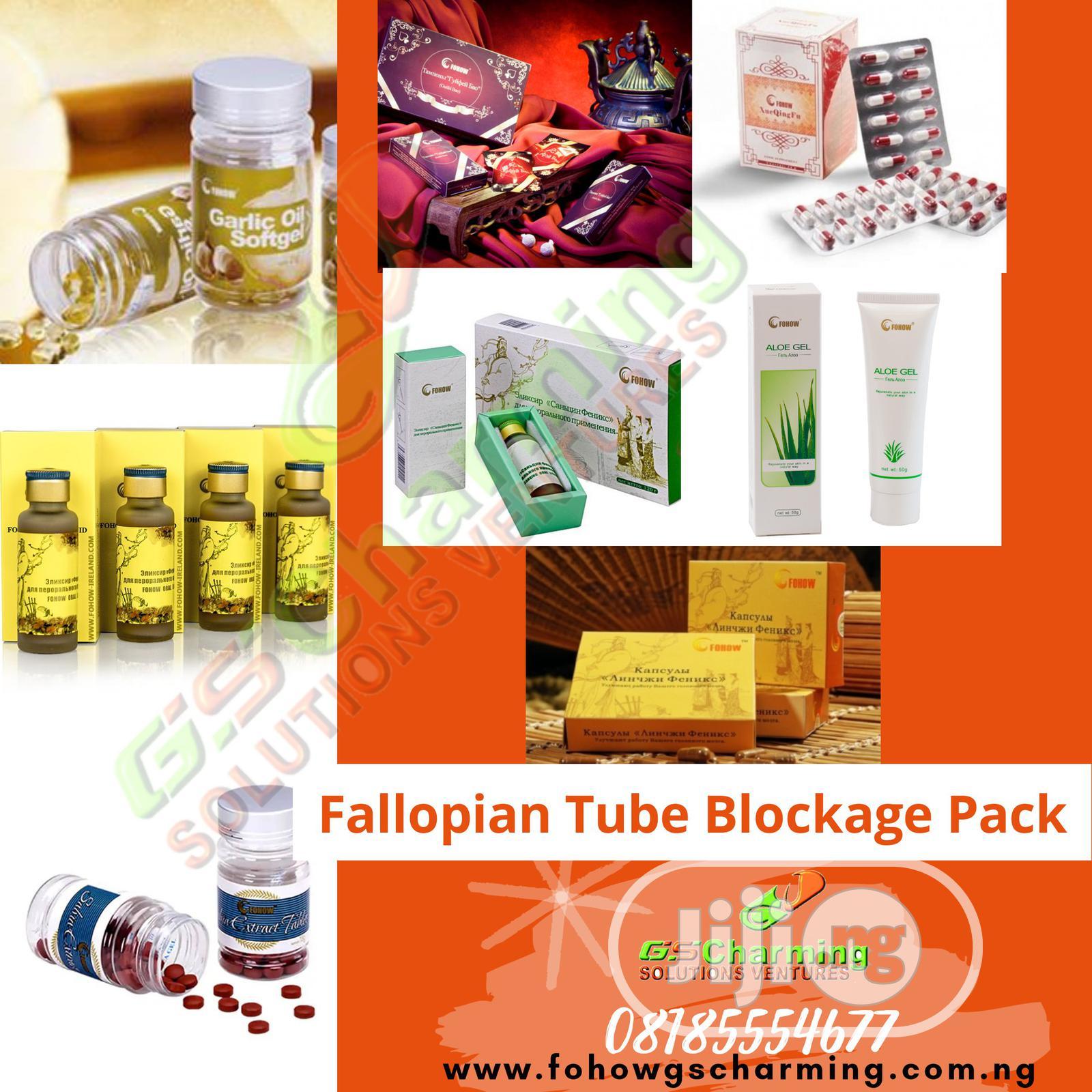 Fallopian Tube Blockage Solution Pack
