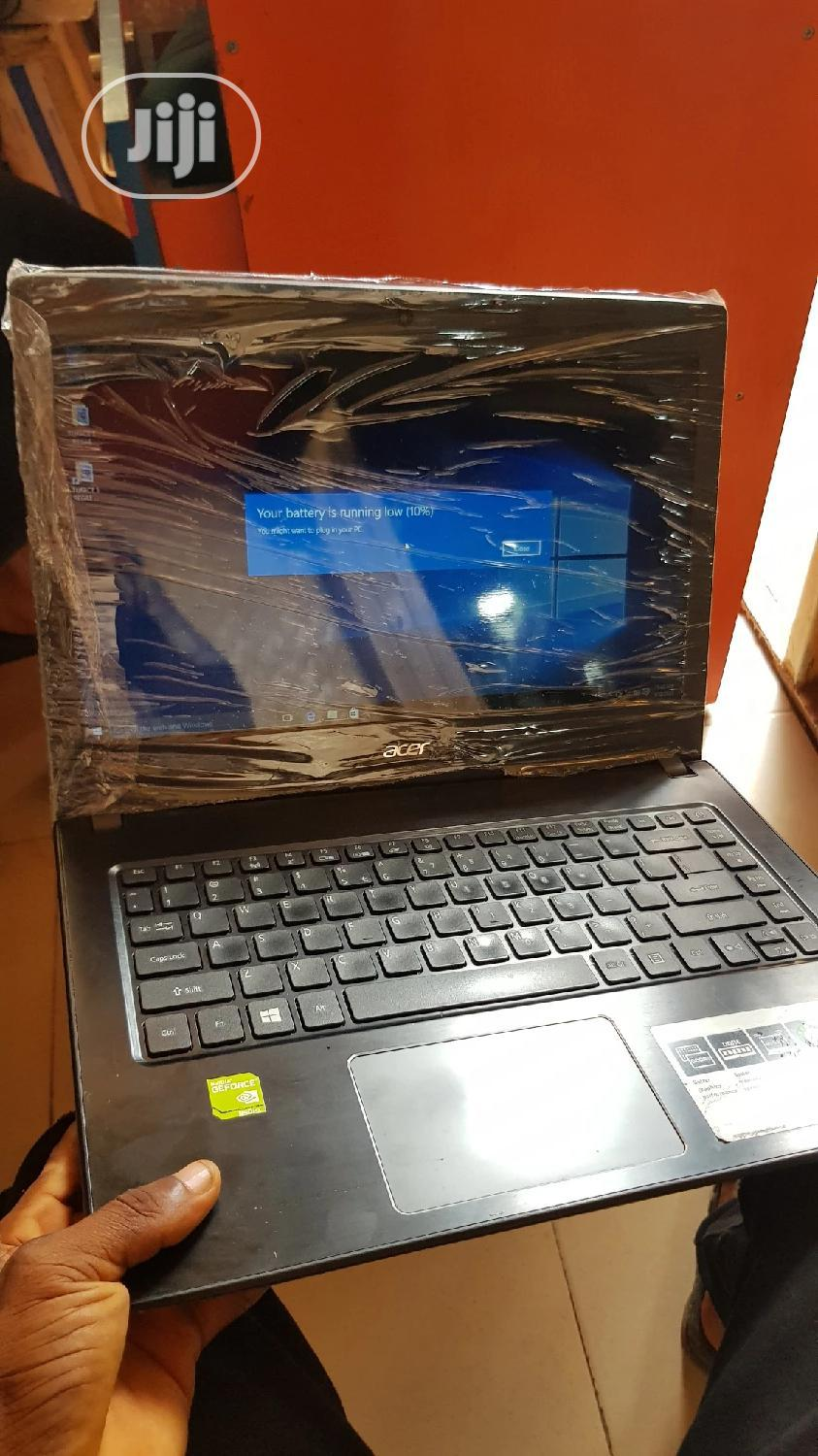 Laptop Acer Aspire E5-475G 8GB Intel Core i5 HDD 500GB | Laptops & Computers for sale in Wuse, Abuja (FCT) State, Nigeria