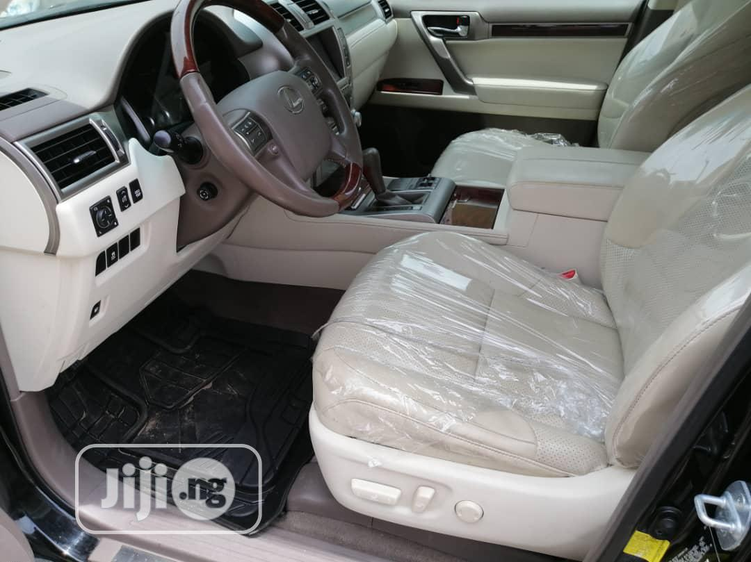 Archive: Lexus GX 2012 460 Black