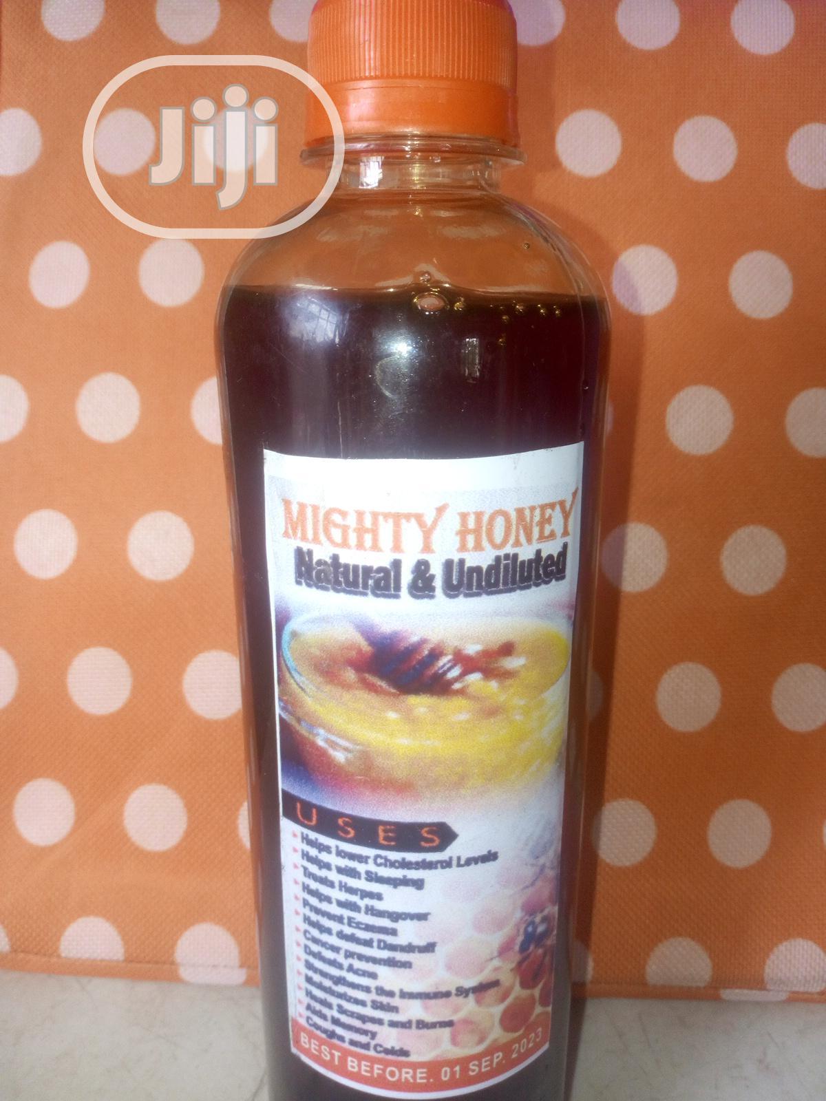 Archive: Pure 100% Undiluted Fresh Organic Raw Honey 1 Litre