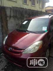 Toyota Sienna 2007 Red | Cars for sale in Lagos State, Surulere