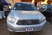 Toyota Highlander 2008 Limited 4x4 Silver | Cars for sale in Lagos State, Amuwo-Odofin