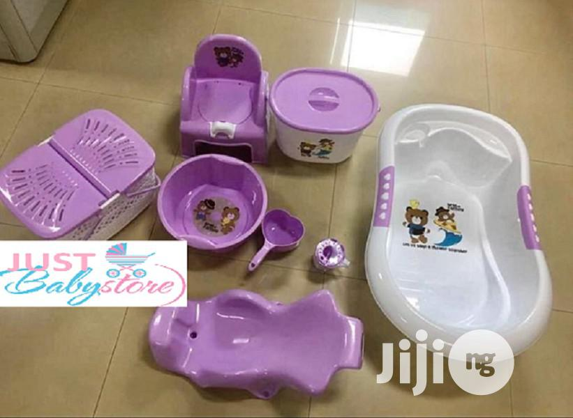 Baby Bath Set   Baby & Child Care for sale in Ajah, Lagos State, Nigeria