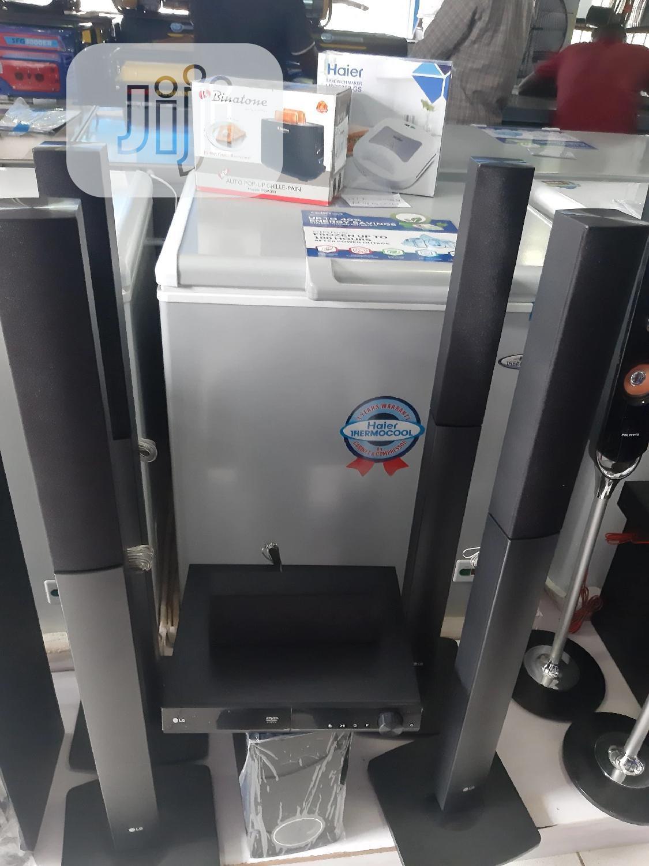 LG Home Theatre Sound System Lhd457b,330W