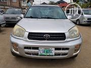 Toyota RAV4 Automatic 2003 Silver | Cars for sale in Lagos State, Ifako-Ijaiye