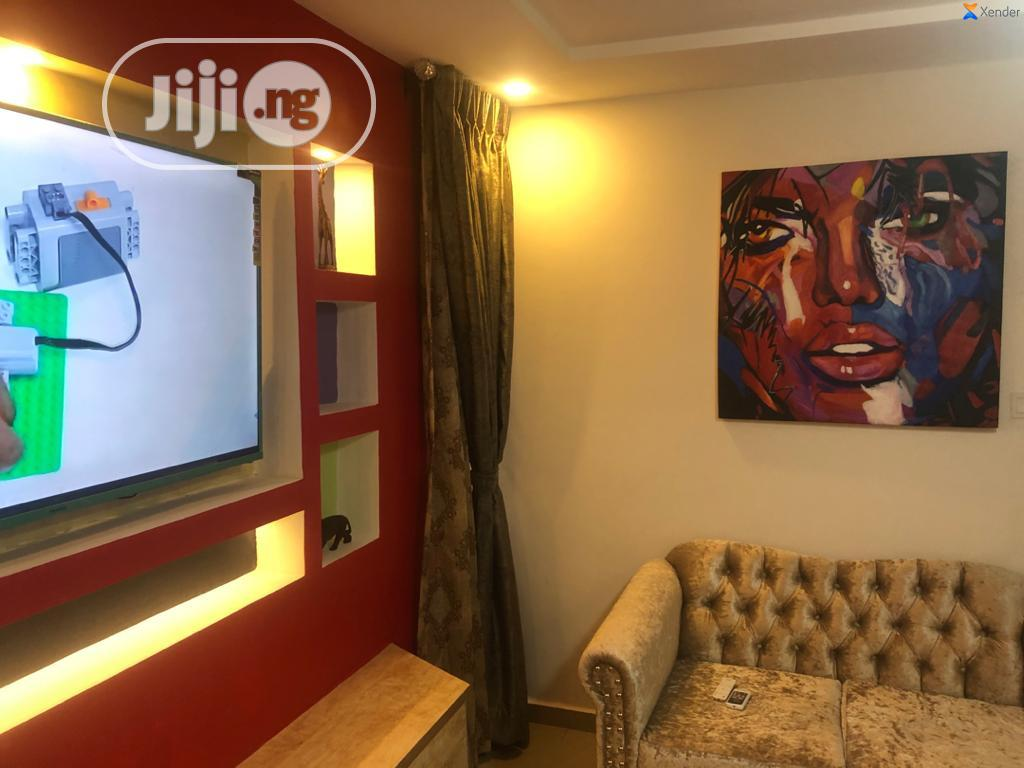 Art Works On Canvas. Wall Hanging Paintings. Acrylic On Canvas. | Arts & Crafts for sale in Central Business Dis, Abuja (FCT) State, Nigeria