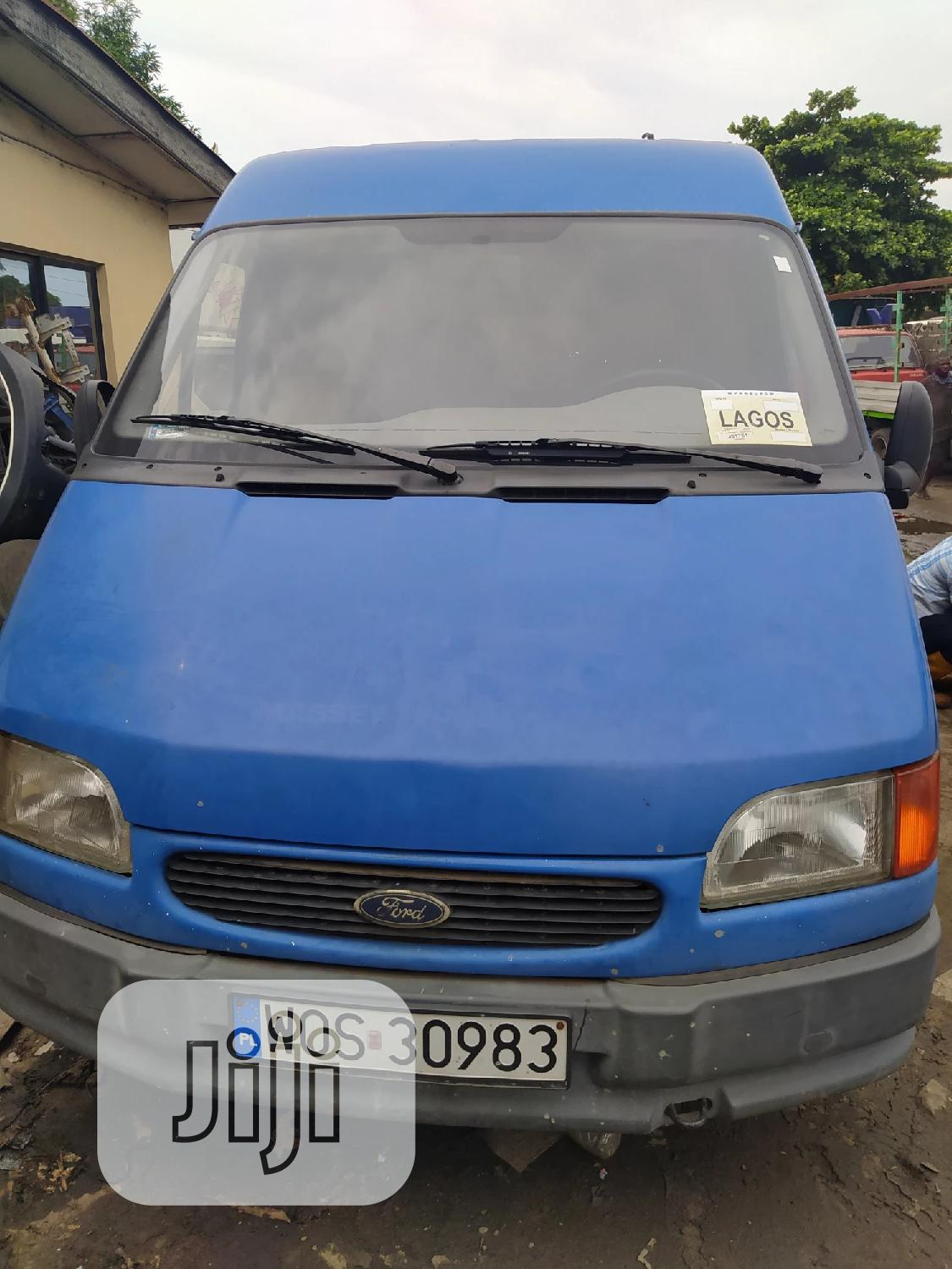 Tokunbo Ford Transit Bus With Container Body And Diesel Engine.   Buses & Microbuses for sale in Apapa, Lagos State, Nigeria