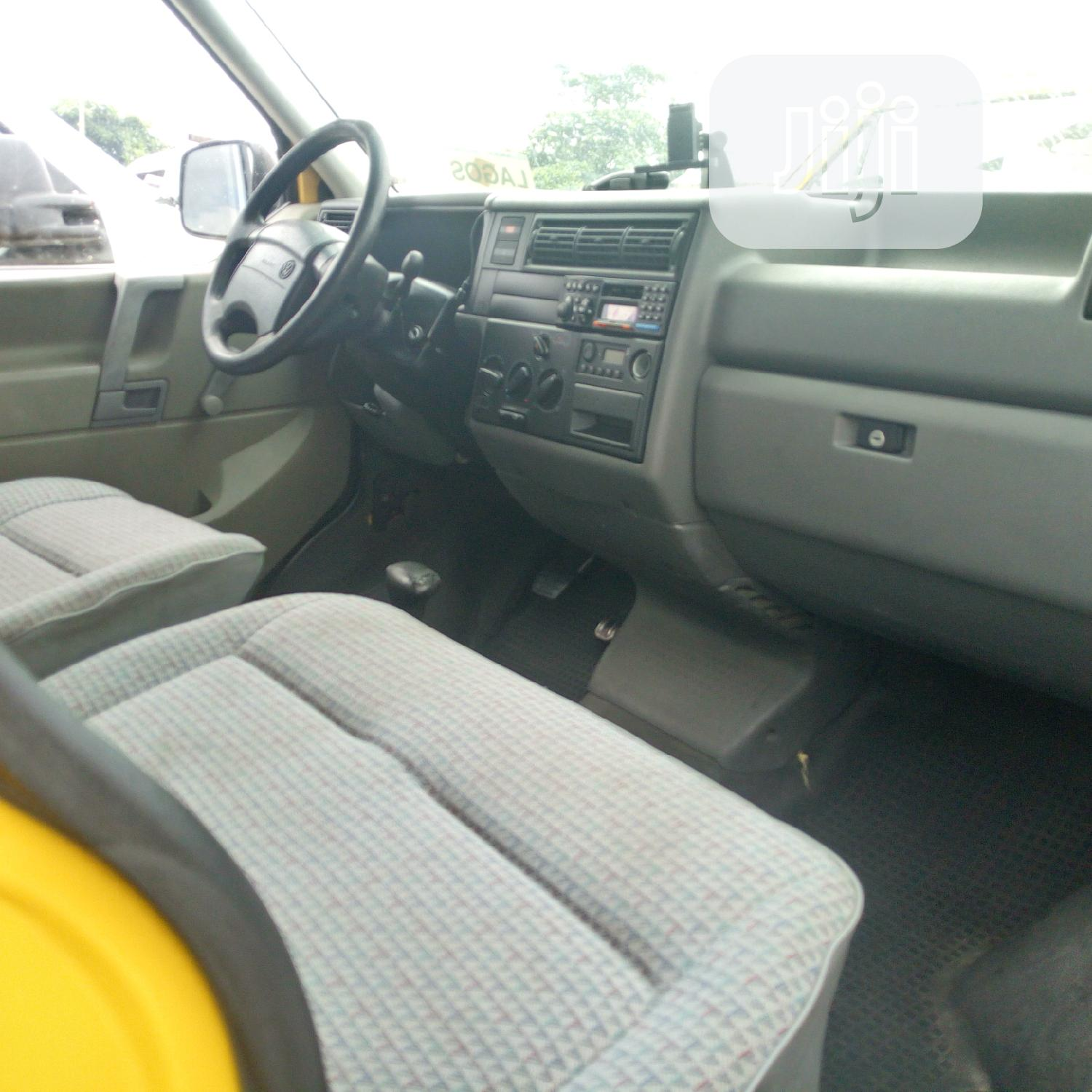 Volkswagen Commercial 1999 Yellow | Buses & Microbuses for sale in Amuwo-Odofin, Lagos State, Nigeria