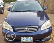 Toyota Corolla 2004 Blue | Cars for sale in Abuja (FCT) State, Durumi