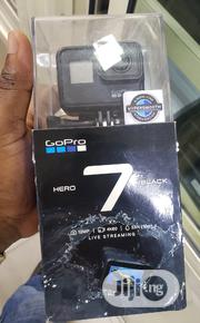 Gopro HERO7 Black — Waterproof Action Camera With Touch Screen 4K | Photo & Video Cameras for sale in Lagos State, Ikeja