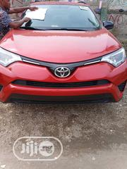 Toyota RAV4 2016 LE AWD (2.5L 4cyl 6A) Red | Cars for sale in Lagos State, Isolo