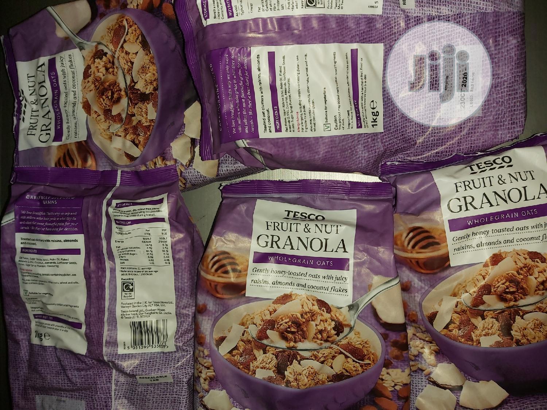 Tesco Fruit & Nut Granola 1kg
