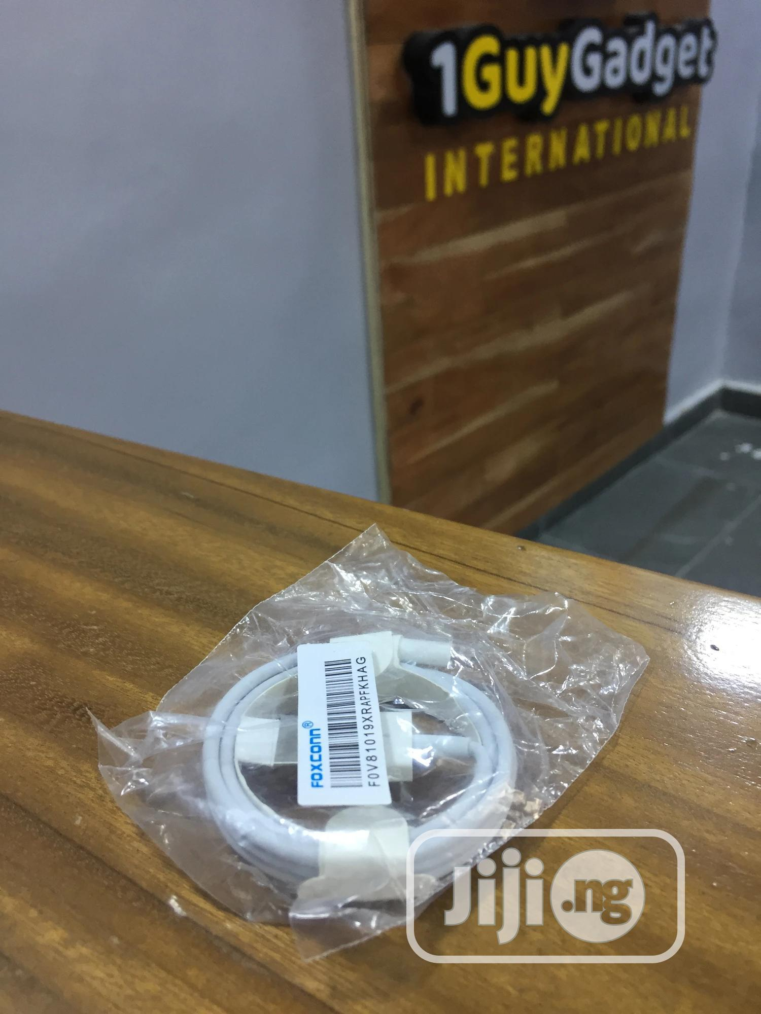 Brand New Foxcomm Lighting Apple Cable