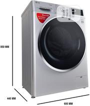 LG Front Loading Washing Machine   Home Appliances for sale in Lagos State, Ikeja