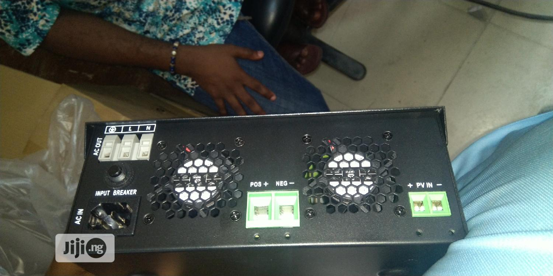 1kva Hybrid Inverter 12v | Solar Energy for sale in Ojo, Lagos State, Nigeria