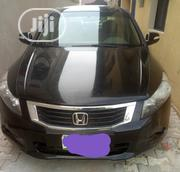 Honda Accord 2009 2.0 i-VTEC Automatic Black | Cars for sale in Lagos State, Lekki Phase 2