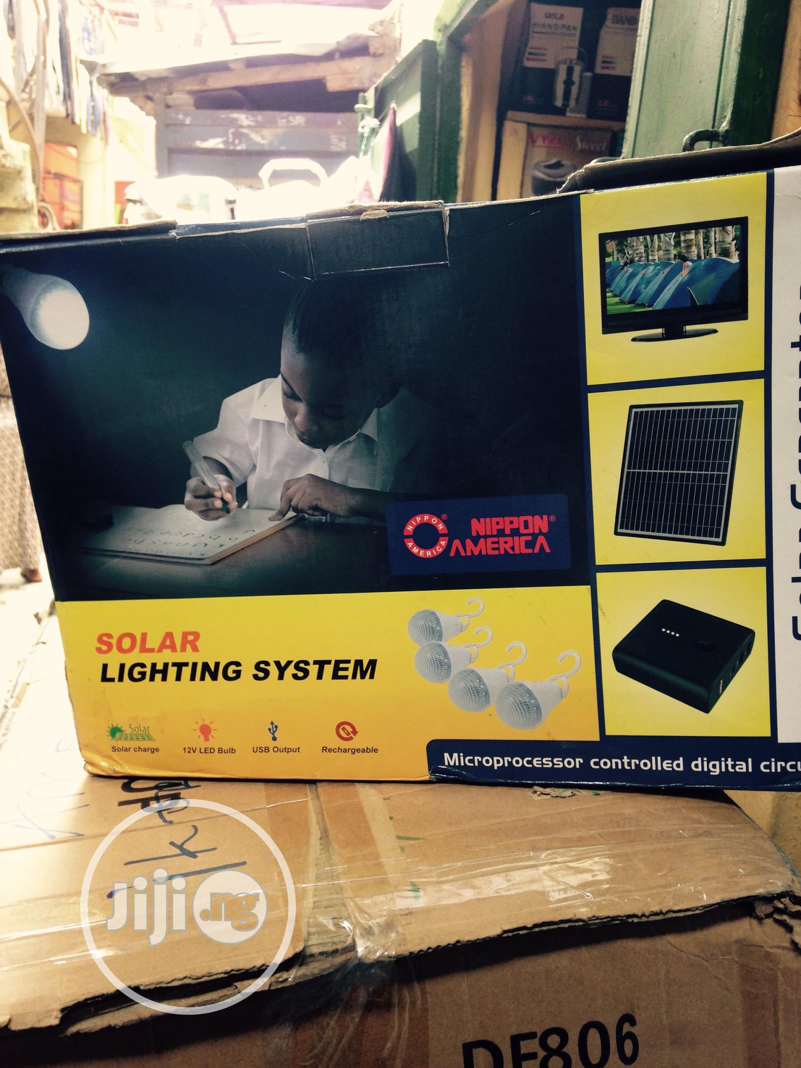 Archive: 4bulbs Solar Kit